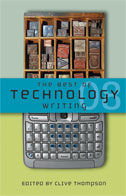 Best of Technology Writing 2008