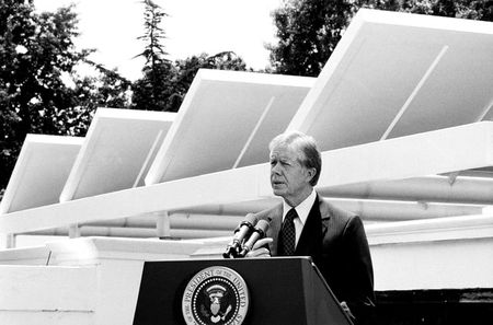 Jimmy Carter, Dedication of White House solar panels, June 1979