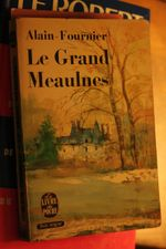 Le Grand Meaulnes, photo by Peter Terzian