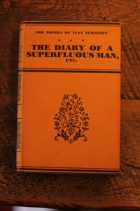 Turgenev, Diary of a Superfluous Man