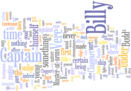 150 words in Billy Budd