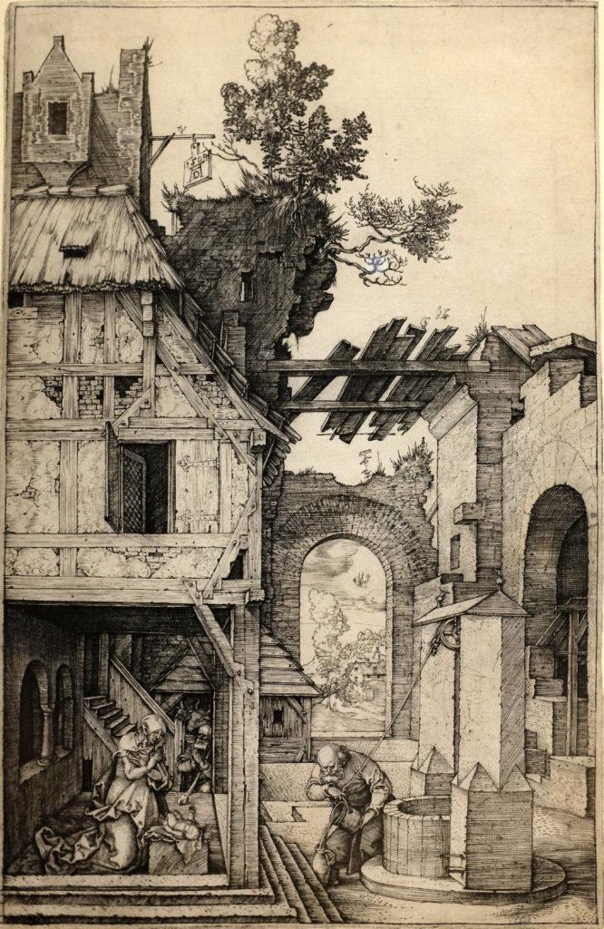 Albrecht Durer, 'Nativity'