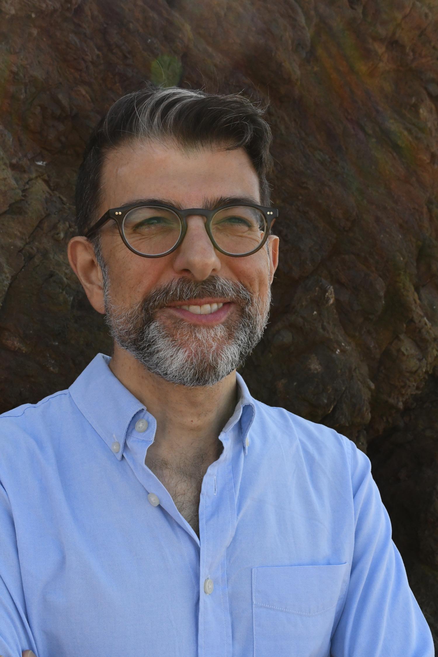 Peter at Marin headlands