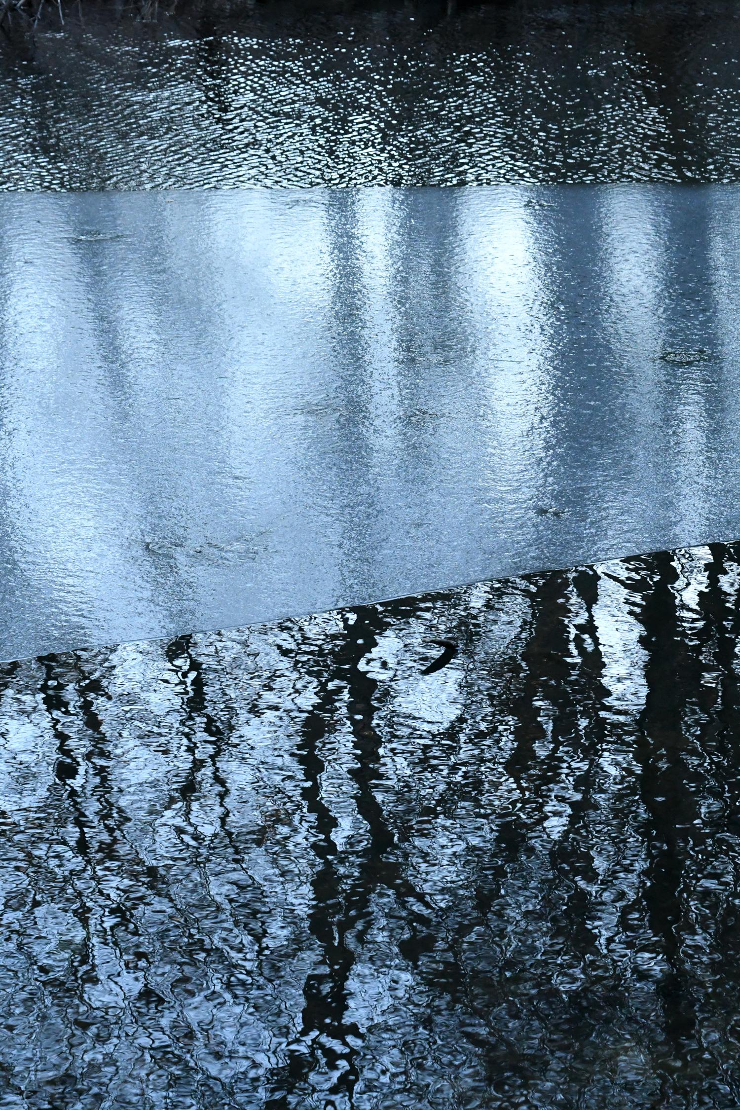 Ice meridian, Prospect Park