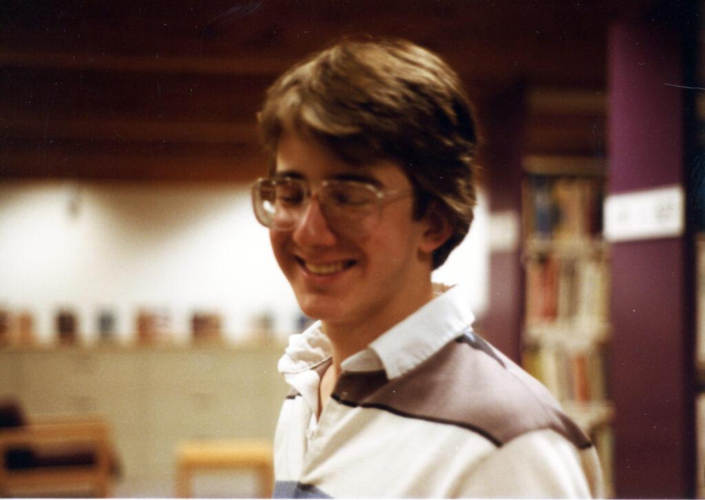 Jonathan B. Holmes, Shrewsbury Public Library, February 1985